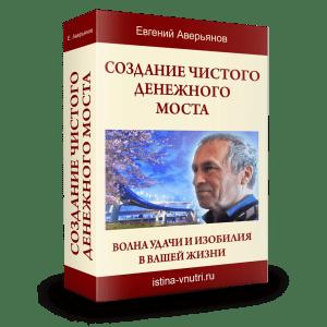 """""""Создание чистого денежного моста"""" - видео семинара Евгения Аверьянова"""