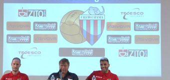 """Lo Monaco: """"Ciancio, Silvestri insieme a tutta la squadra sarebbe preparata per un eventuale Serie B; niente novità dell'ultima ora, la società adempirà alla domanda di iscrizione quando la FIGC confermerà i criteri. Siamo favoriti e ottimisti."""""""