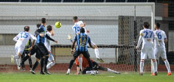 Bisceglie – Catania : Never give up!