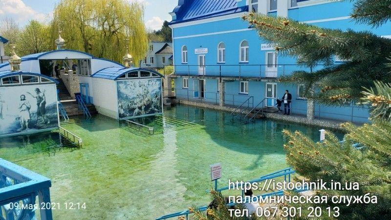 Озеро Святой Анны 2021