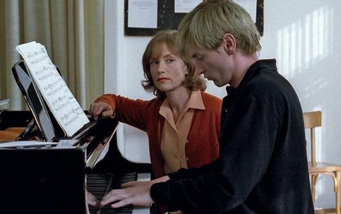 Resultado de imagem para professora de piano filme