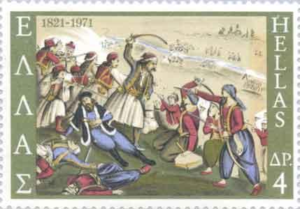 Η εθνεγερσία (επανάσταση) του 1821