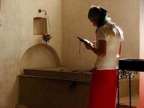προσευχή καντήλι