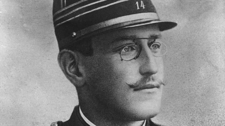 Ritratto di Alfred Dreyfus