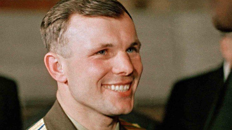 Il maggiore Jurij Gagarin