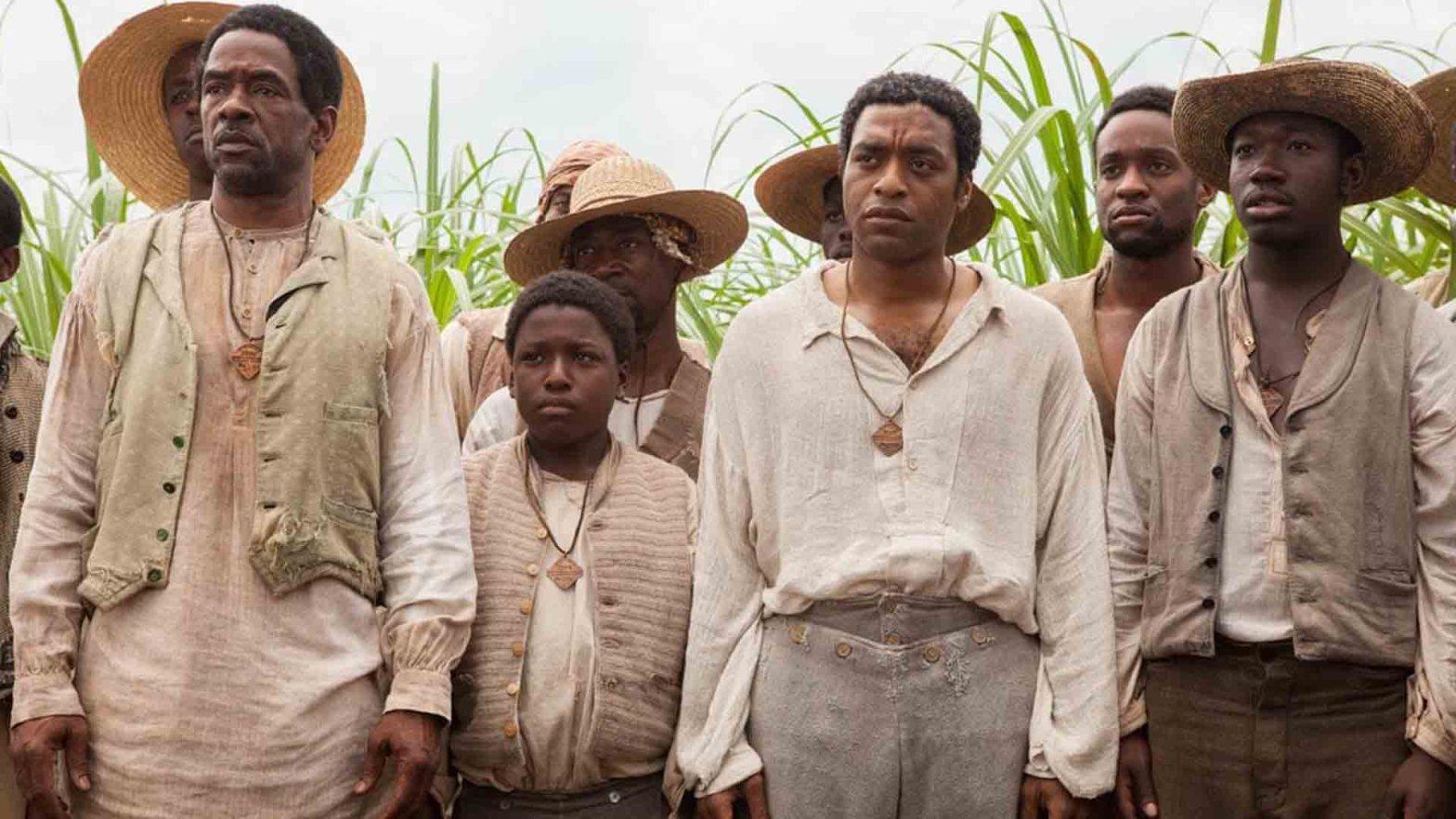 Gli schiavi di 12 anni schiavo