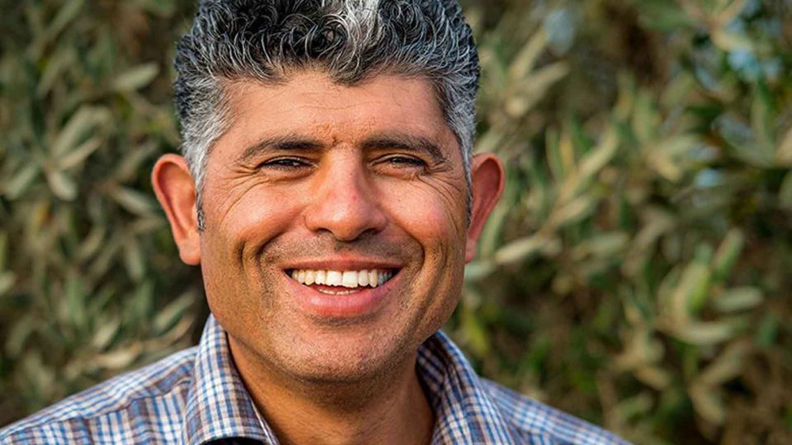 Il palestinese Daoud Nassar