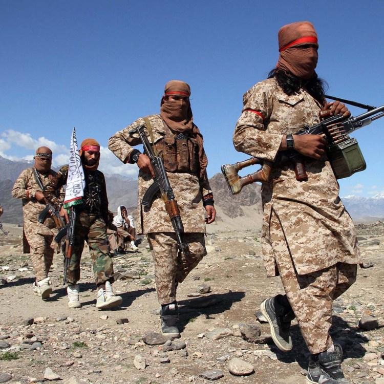 I Talebani avanzano su Kabul