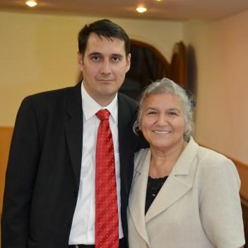 Marius Silveșan și Silvia Tărniceriu (7.10.2012)