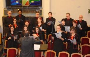 Corul BCB Nădejdea Bucuresti (21.12.2014)