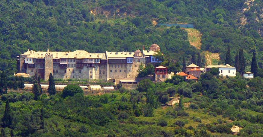 Манастир Ксиропотам на Светој гори