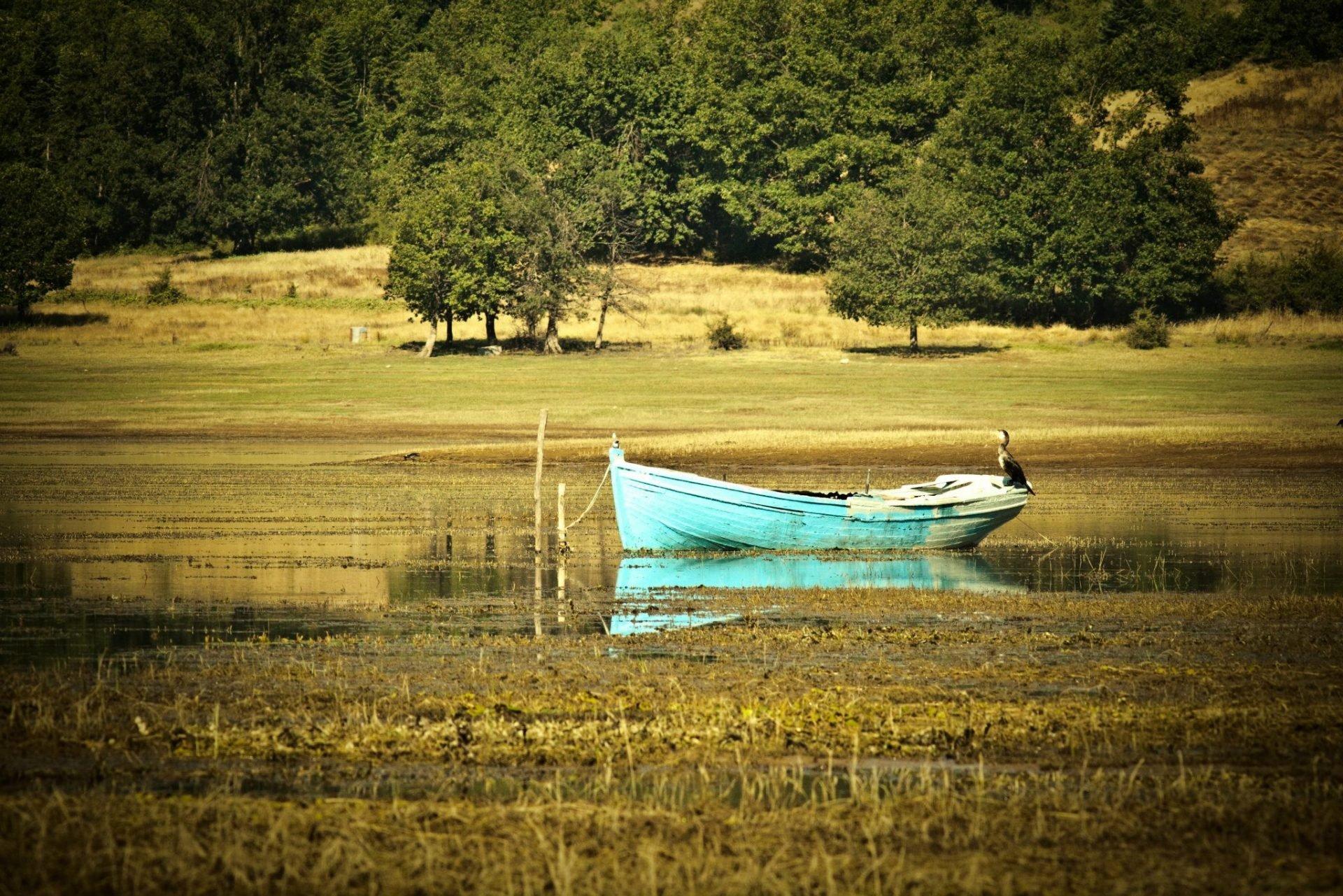 Λίμνη Πλαστήρα και Καστανιά - Ιστορικός Κωστούλας