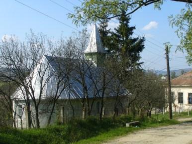Kisiklódi református templom