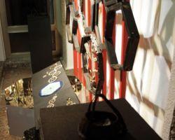 Schaufensterinstallation im BBKarium Halle 2017