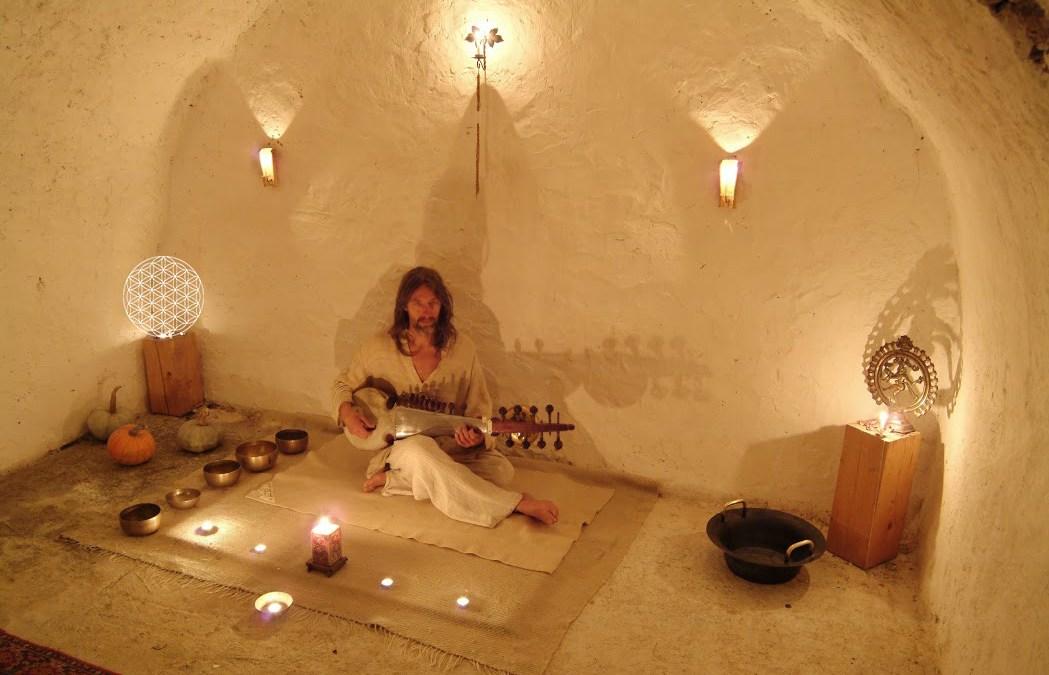 Spiritual singing and instrumental workshop