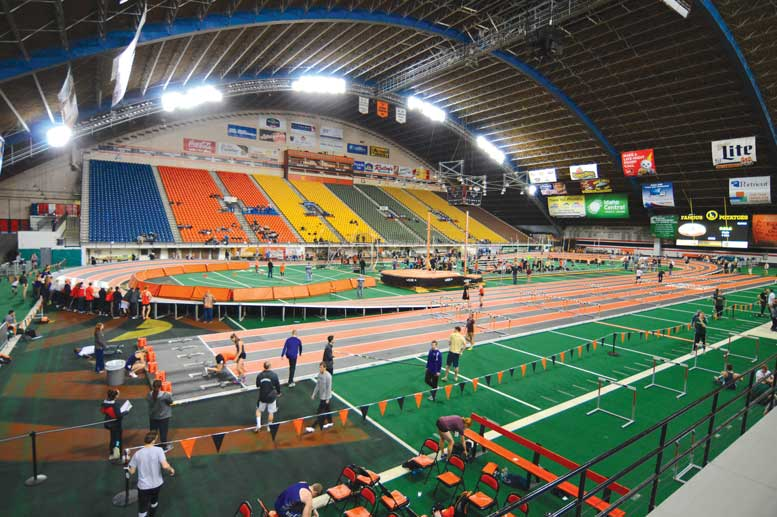 Simplot Games 2020.Student Athletes To Compete In Simplot Games The Bengal