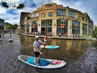 Stand Up Paddling Amsterdam SUP