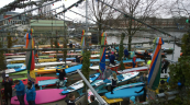 Kurz vor dem Start Amsterdam HISWA 2016