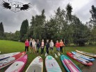 Stand Up Paddling Gruppen