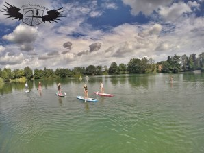 Stand Up Paddling Selm Seepark Ternsche