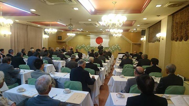 平成29年度・奉務神社総代会・総会