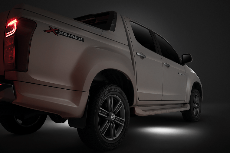 Isuzu D Max X Series Welcome Light
