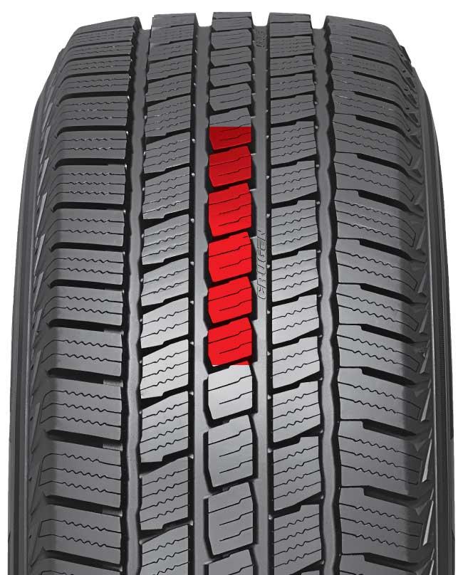 Tire17w650b