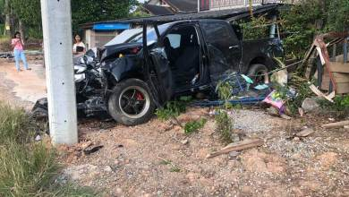 all new isuzu dmax 2020 accident 02