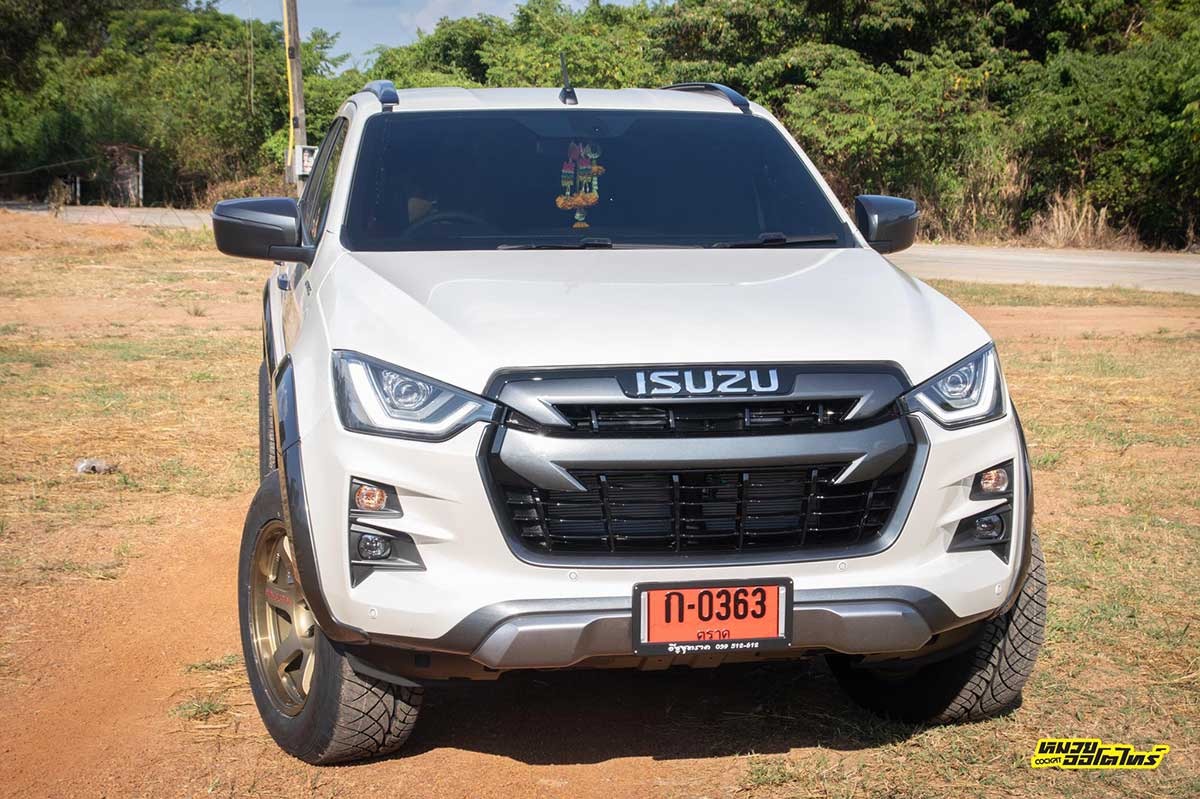 all new isuzu dmax te37 suv 07