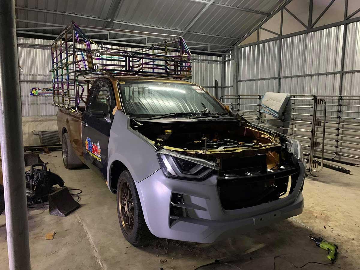 isuzu dmax facelift 06