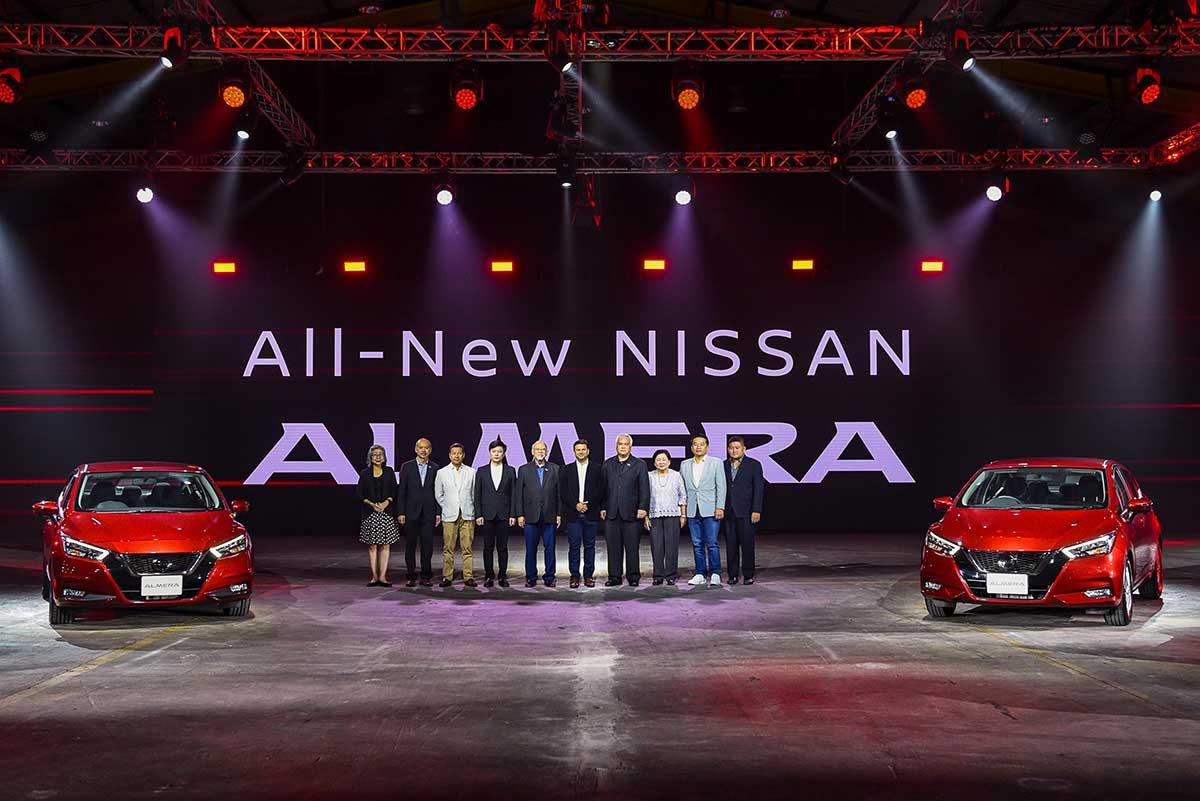 All New Nissan Almera 01