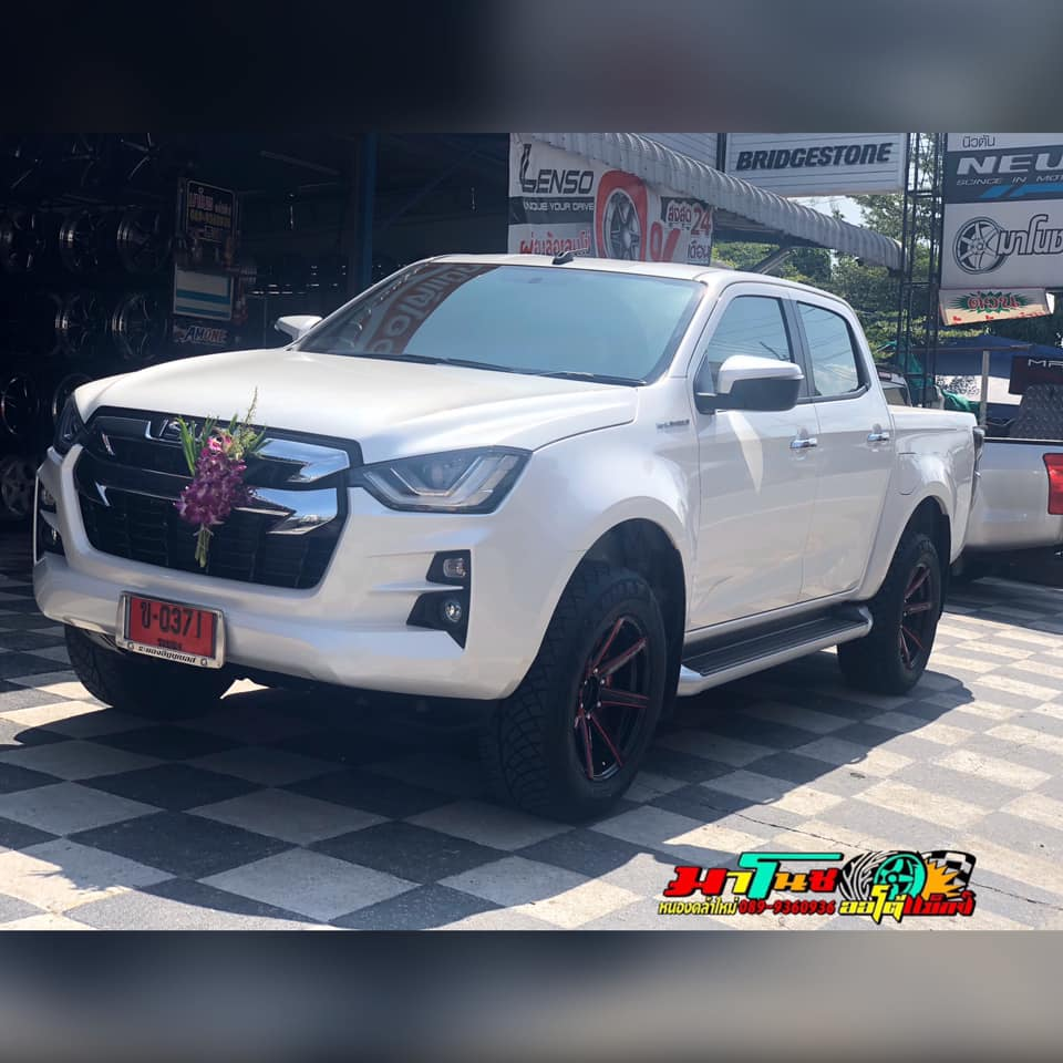 all new isuzu 2020 hi wheel red 03
