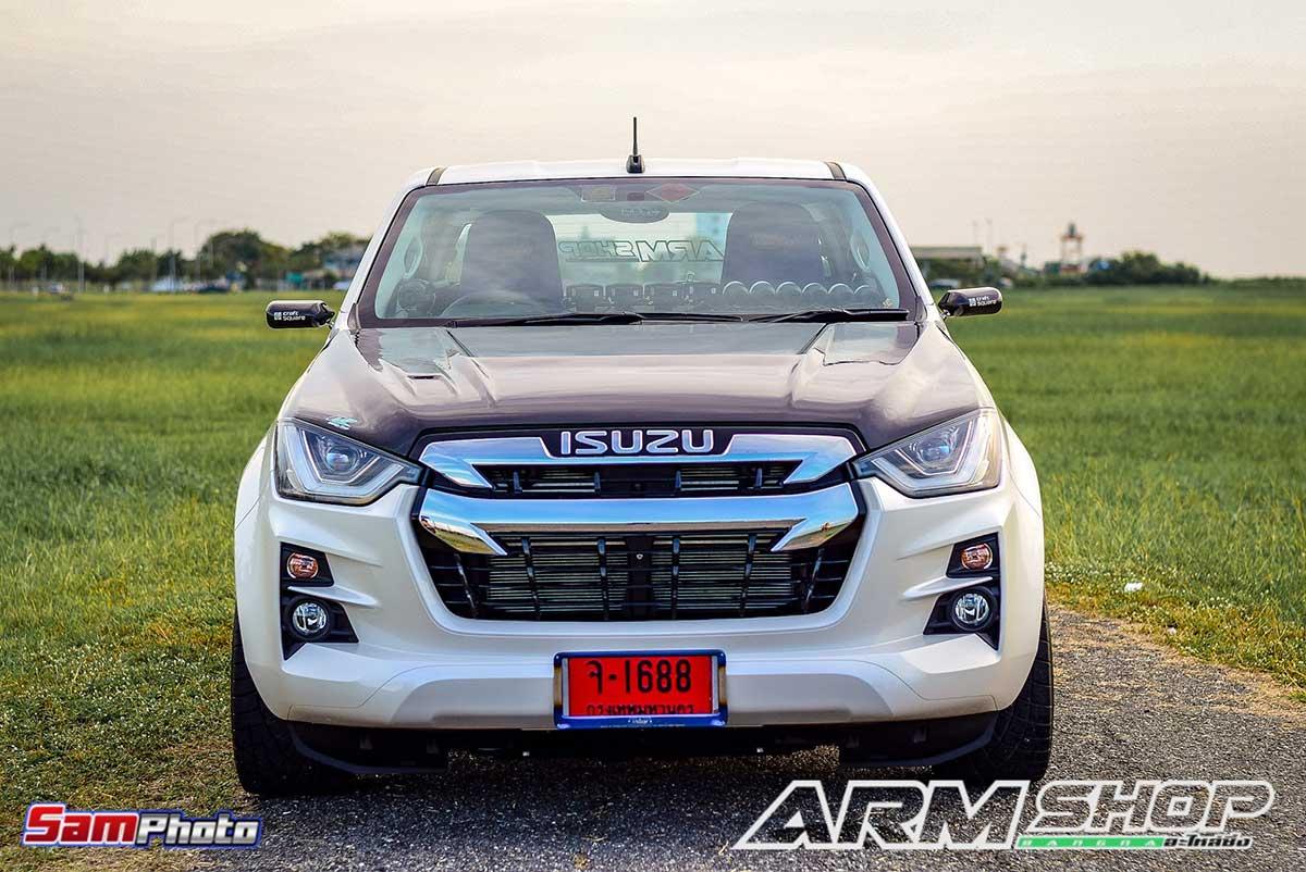all new isuzu dmax armshop 011