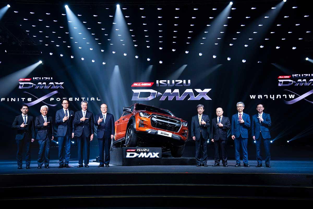 all new isuzu dmax grand opening 02