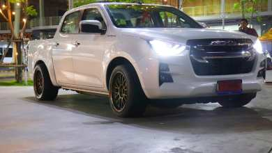 all new isuzu dmax hi lander white nun 05