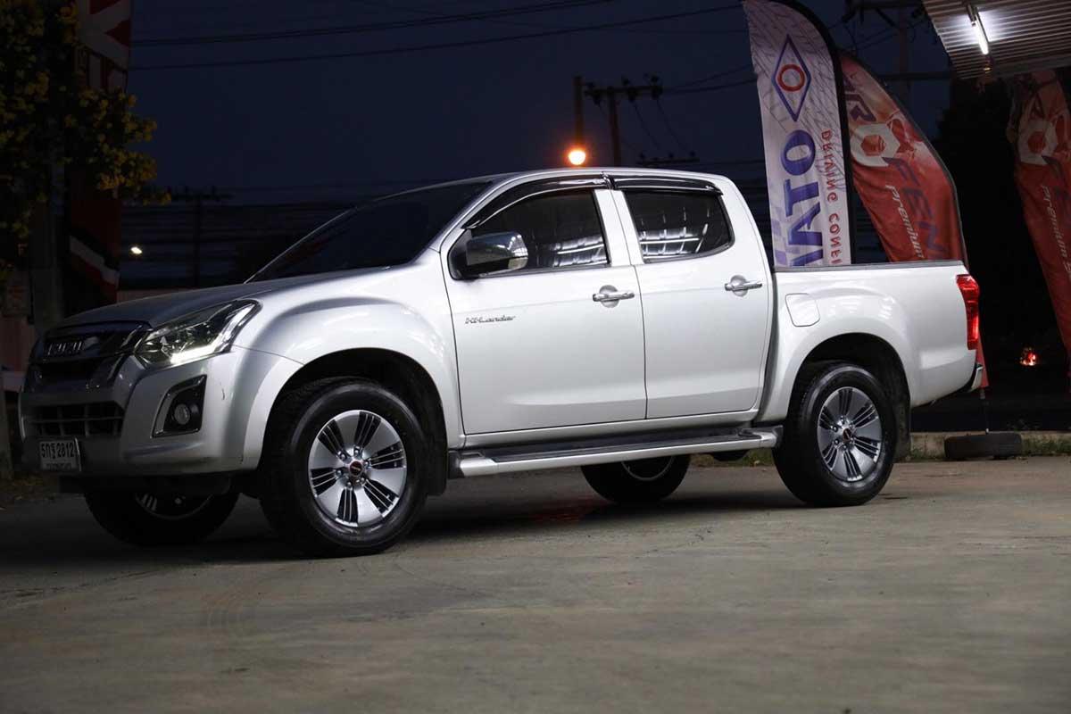 isuzu dmax 2020 wheel 04