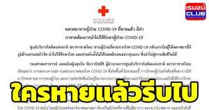 red cross covid19