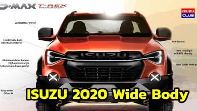 isuzu2020 widebody