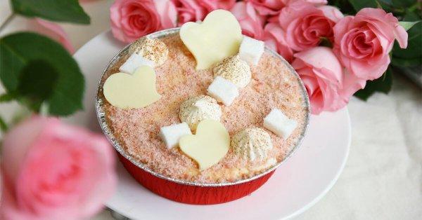 草莓提拉米蘇 - iSweets patisserie 愛甜食