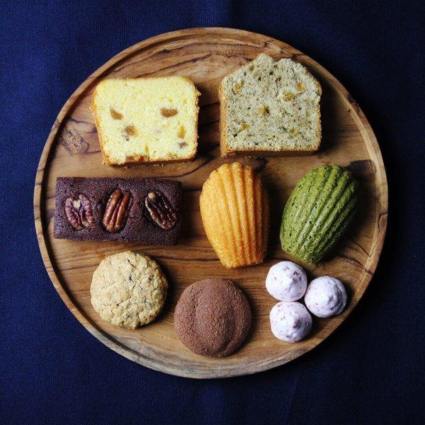 中秋節燒菓子禮盒8吋   iSweets Patisserie 愛甜食