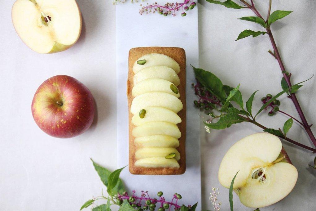 蘋果磅蛋糕 - 彌月蛋糕/彌月試吃 - iSweets Patisserie愛甜食