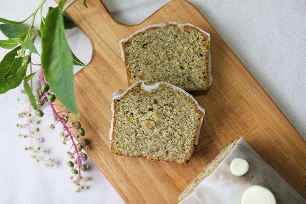 柚子烏龍磅蛋糕 - 彌月蛋糕/彌月試吃 - iSweets Patisserie愛甜食
