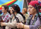 Women form self-defense brigade in Aleppo