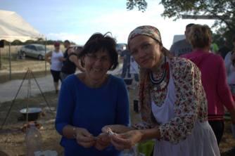 2016 szeptembere, Ljudmilla Ruukel vezényletével készül a perepecsi