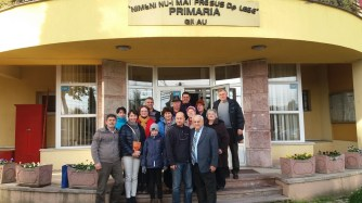 2016 októbere, Iszkaszentgyörgy bemutatkozik erdélyi testvértelepülésén, Gyaluban