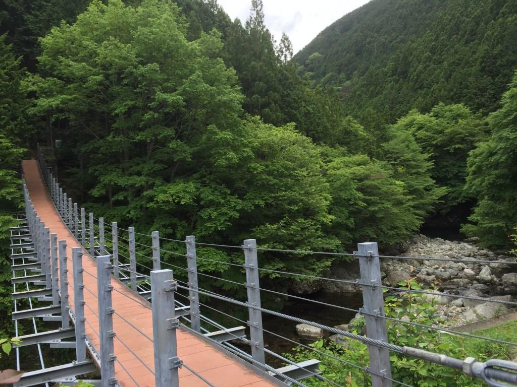 奈良県吉野郡天川村