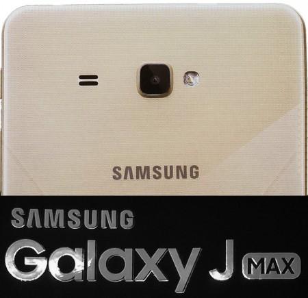 Galaxy J Max