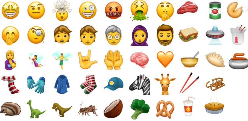 Unicode 10.0