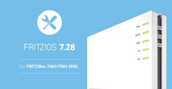 FRITZ!OS 7.25