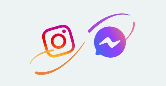 Neue Messaging-Funktionen auf Instagram und im Messenger